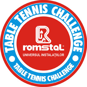 LOGO ROMSTAL TABLE TENNIS FA